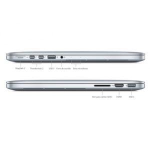 Apple Macbook Pro Core i5 2.7Ghz, 8GB, 128GB SSD, Retina - M&N Soluciones Globales