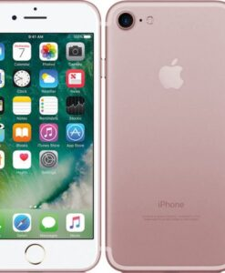 Apple iPhone 7 32GB rosado - M&N Soluciones Globales