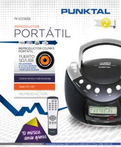 RADIO CON CD M&N Soluciones Globales
