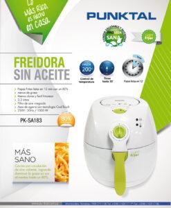 FREIDORA - M&N Soluciones Globales