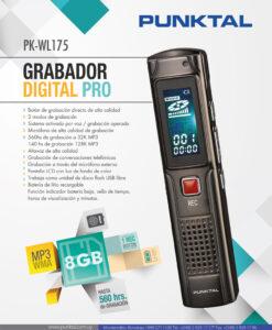 GRABADOR - M&N Soluciones Globales