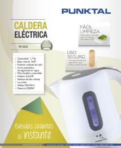 JARRA ELECTRICA - M&N Soluciones Globales