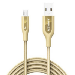 Anker PowerLine+ - Cable USB - USB (M) a Micro-USB Type B (M) - M&N Soluciones Globales
