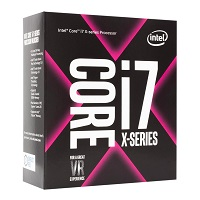 Intel Core i7 7800X X-series - 3.5 GHz - 6 núcleos - M&N Soluciones Globales