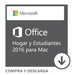 Microsoft Office For Mac Home and Student 2016 - Licencia - Descarga - M&N Soluciones Globales