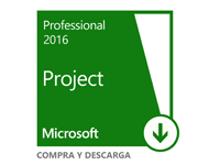 Microsoft Project Professional 2016 - Licencia - 1 PC - M&N Soluciones Globales