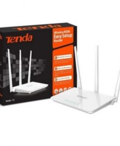Router Tenda Wireless F3 300Mbps - M&N Soluciones Globales