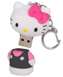 Pendrive llavero Hello Kitty 8GB USB 2.0 - M&N Soluciones Globales