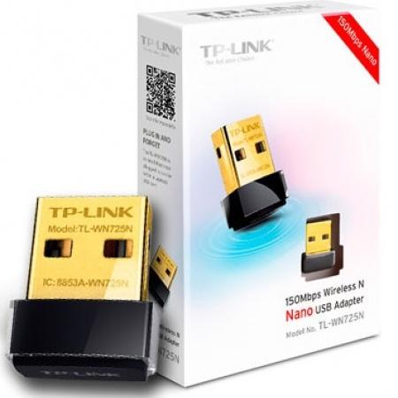 Adaptador USB LiteN 150mbps TP-Link - M&N Soluciones Globales